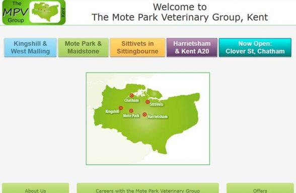 Mote Park Veterinary Surgery