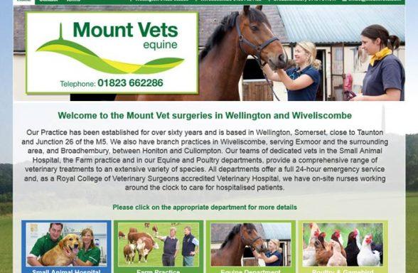 Mount Vets
