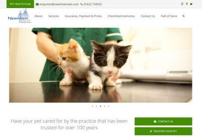 Newnham Court Veterinary Hospital