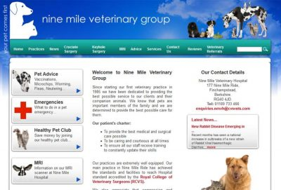 Nine Mile Veterinary Hospital