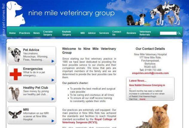 Nine Mile Veterinary Hospital