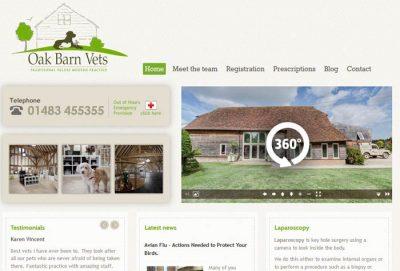 Oak Barn Veterinary Centre