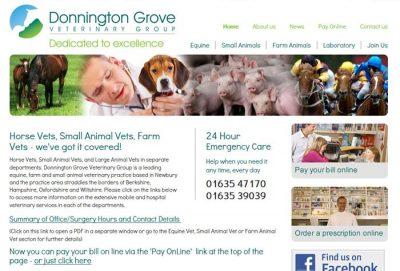 Donnington Grove Veterinary Surgery