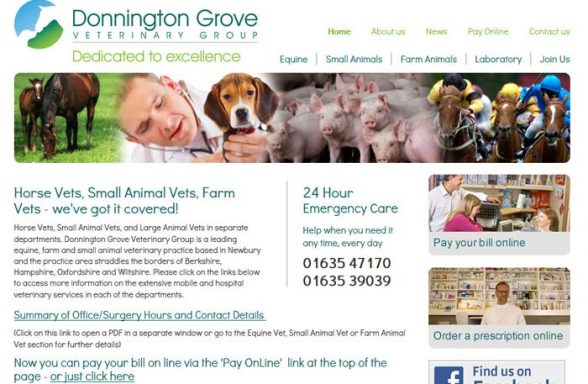 Donnington Grove Veterinary Surgery