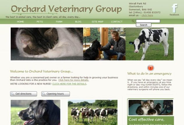 Orchard Veterinary Group