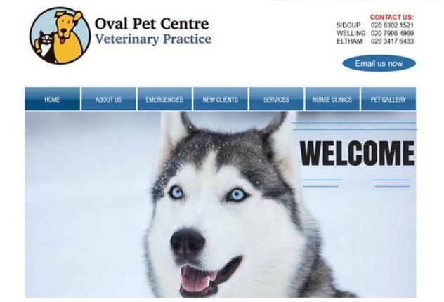 Oval Pet Centre