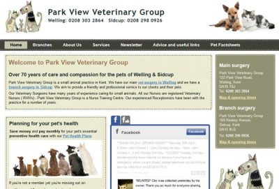 Park View Veterinary Group