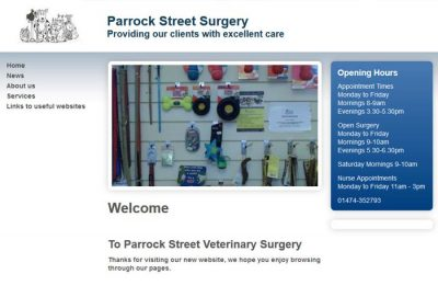 Parrock Street Veterinary Surgery