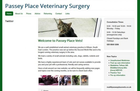 Passey Place Veterinary Surgery