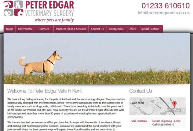 Peter Edgar Veterinary Surgery
