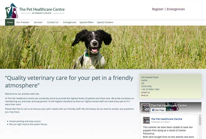 The Pet Healthcare Centre