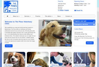The Pines Veterinary Clinic