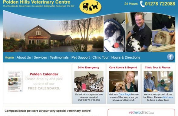 Polden Hill Veterinary Centre