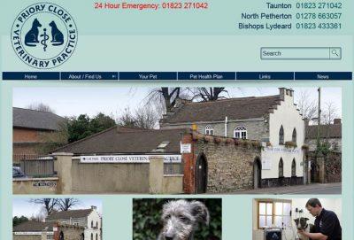 Priory Close Veterinary Practice