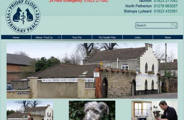 Priory Close Veterinary Practice