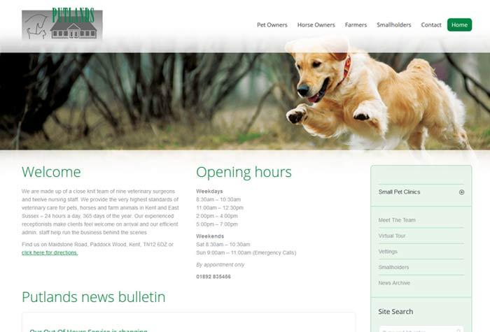 Putlands Veterinary Surgery