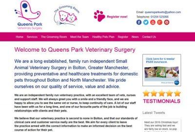 Queens Park Veterinary Surgery