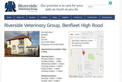 Riverside Veterinary Group