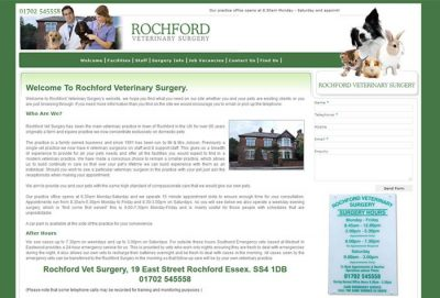 Rochford Veterinary Surgery