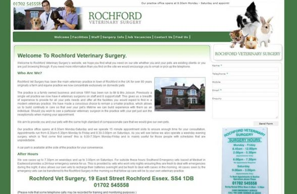 Rochford Veterinary Surgery