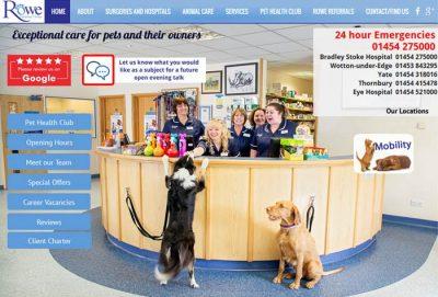 Rowe Veterinary Group