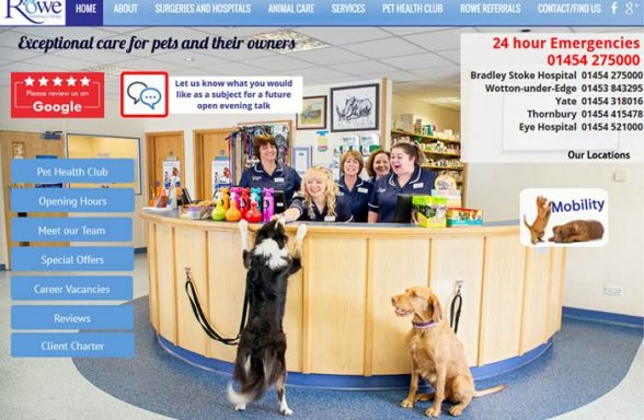 Rowe Veterinary Group