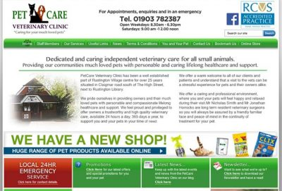 Pet Care Veterinary Clinic