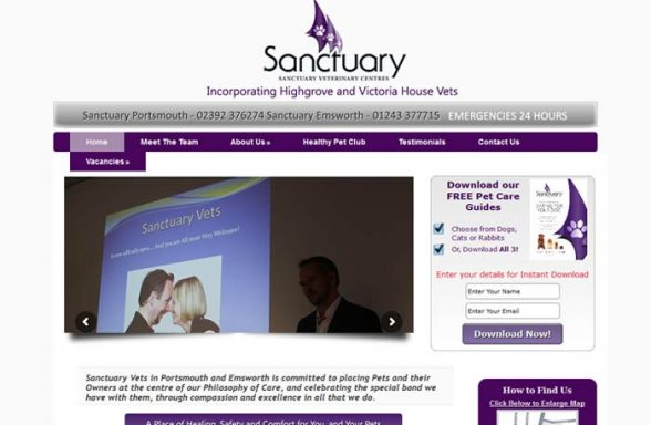 Sanctuary Vets