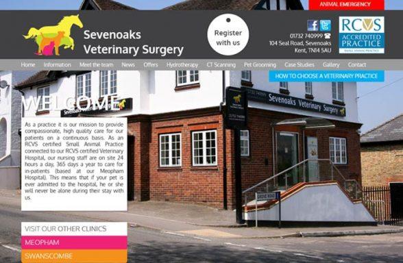 Sevenoaks Veterinary Surgery