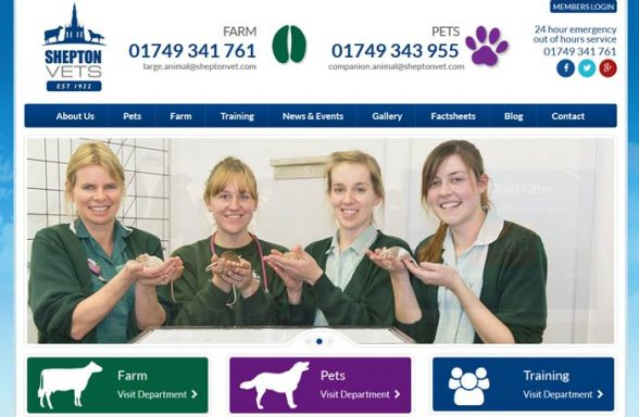 Shepton Veterinary Group