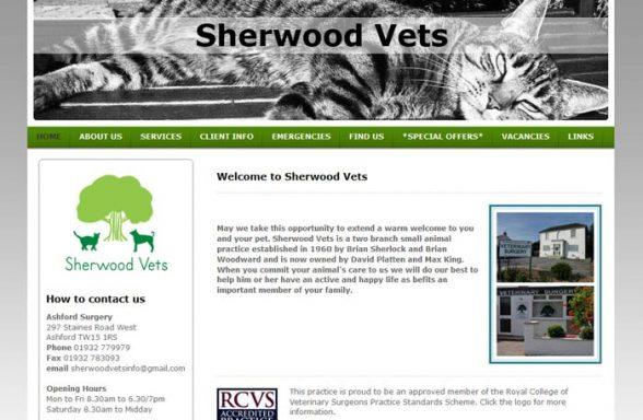 Sherwood Veterinary Group