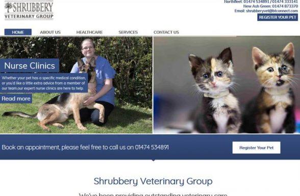 The Shrubbery Veterinary Centre