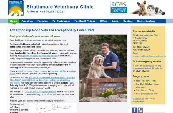 Strathmore Veterinary Clinic
