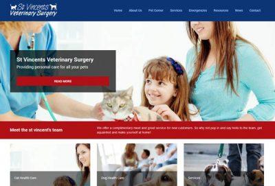 St. Vincents Veterinary Surgery