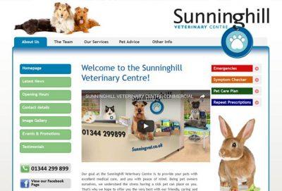 Sunninghill Veterinary Centre