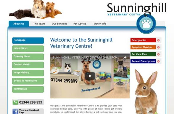 Sunninghill Veterinary Centre