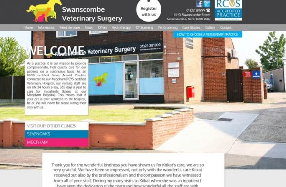 Swanscombe Veterinary Surgery