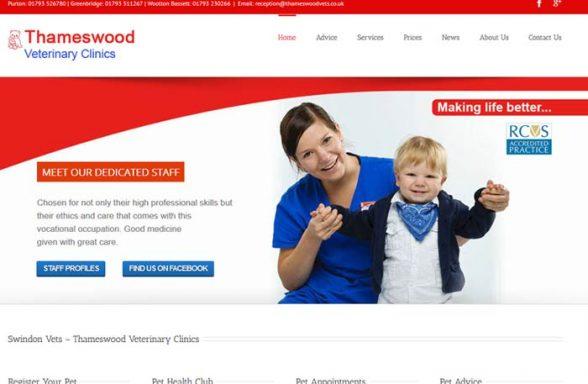 Thameswood Veterinary Clinic