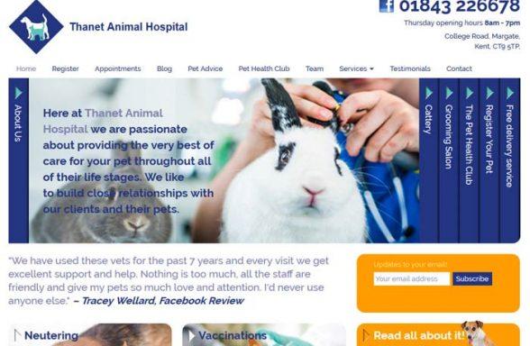 Thanet Animal Hospital