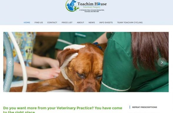 Toachim House Veterinary Surgery