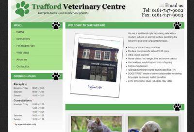Trafford Veterinary Centre
