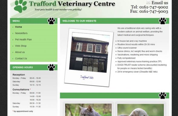 Trafford Veterinary Centre