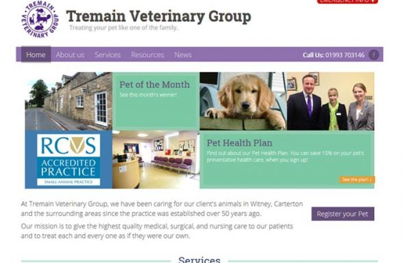 Tremain Veterinary Group