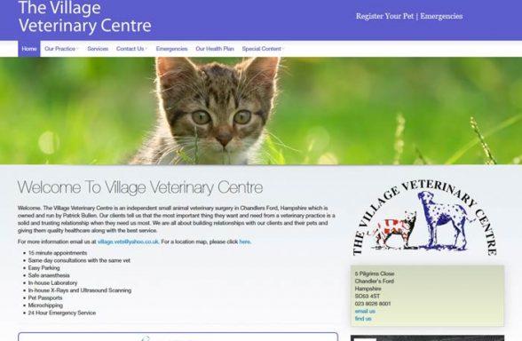 Village Veterinary Centre