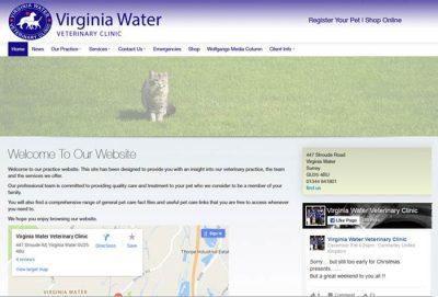 Virginia Water Veterinary Clinic