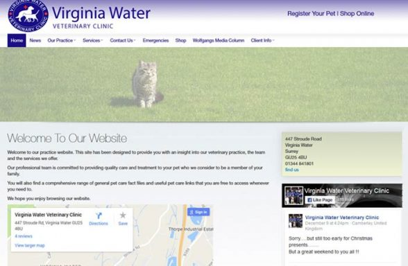 Virginia Water Veterinary Clinic