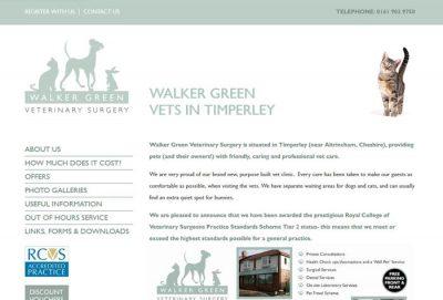 Walker Green Veterinary Surgery
