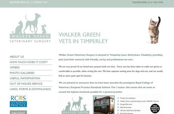 Walker Green Veterinary Surgery