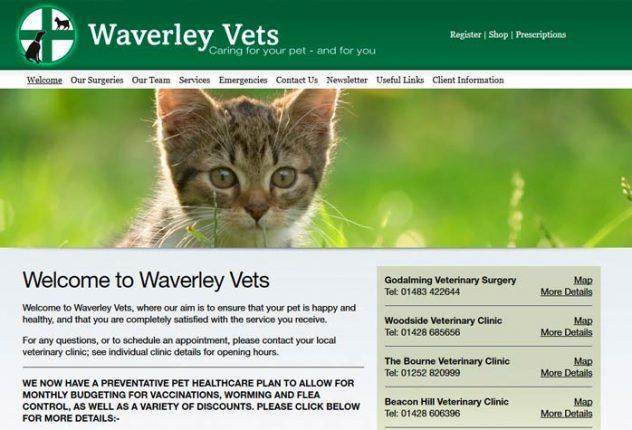 Waverley - Shortheath Veterinary Surgery