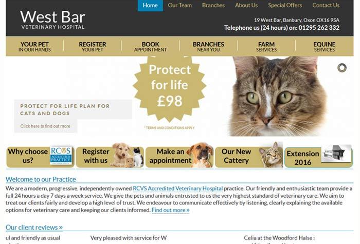 West Bar Veterinary Hospital